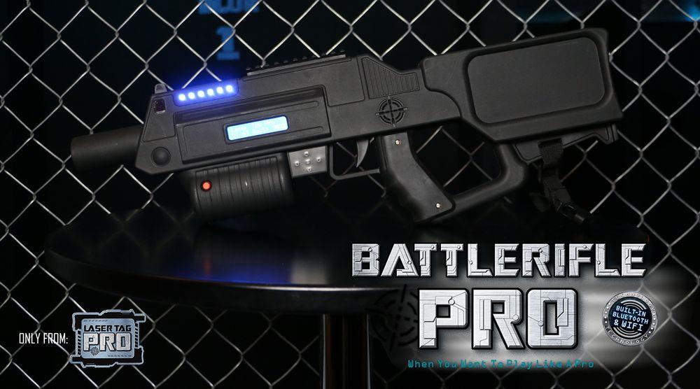 battle rifle fence