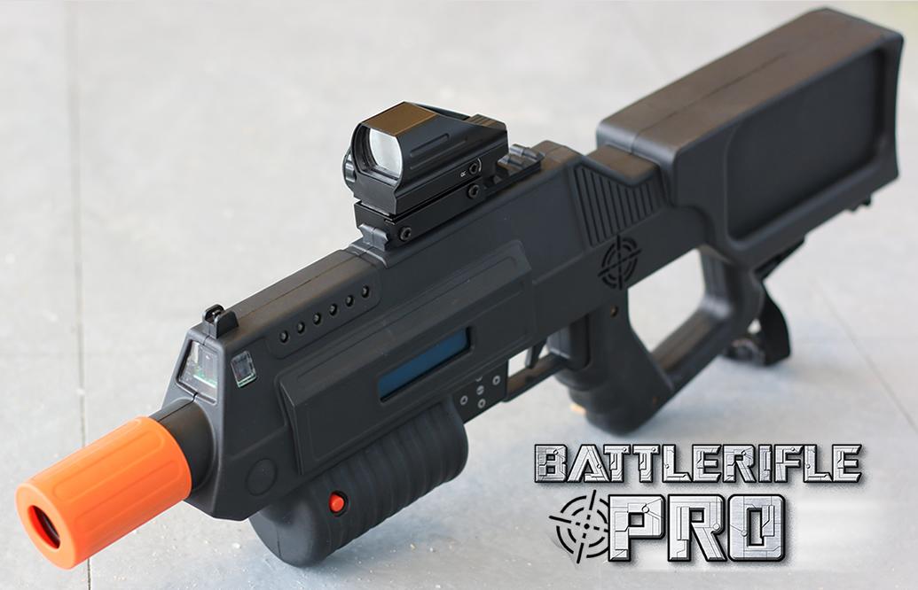 Battle Rifle Pro Top