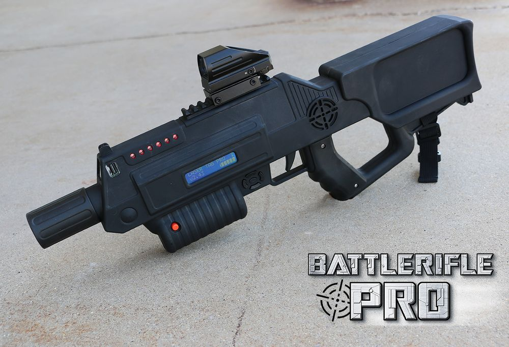 battle rifle pro gun