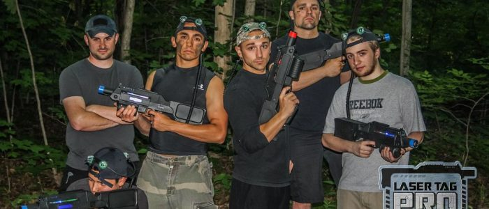 Laser Tag Infection