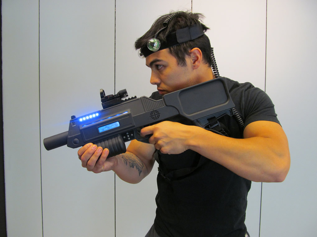 Laser Tag Sniper