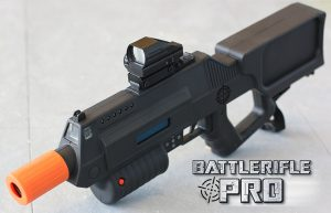 Battle Rifle Pro Top