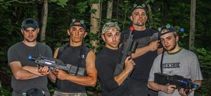 Group Laser Tag Games