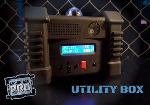 Laser Tag Utility Box