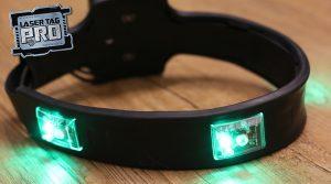Laser Tag Head Sensor